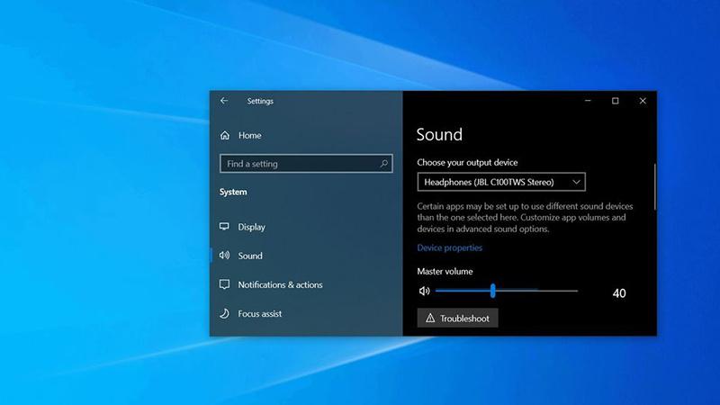 微软发布可选更新 修复部分Win10用户遇到的音频故障