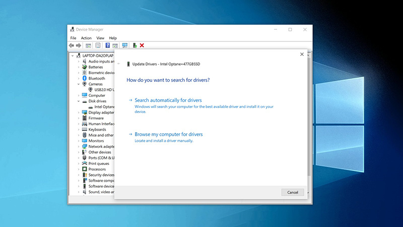 Win10系统设备管理器将能够更便捷地加载新设备驱动!