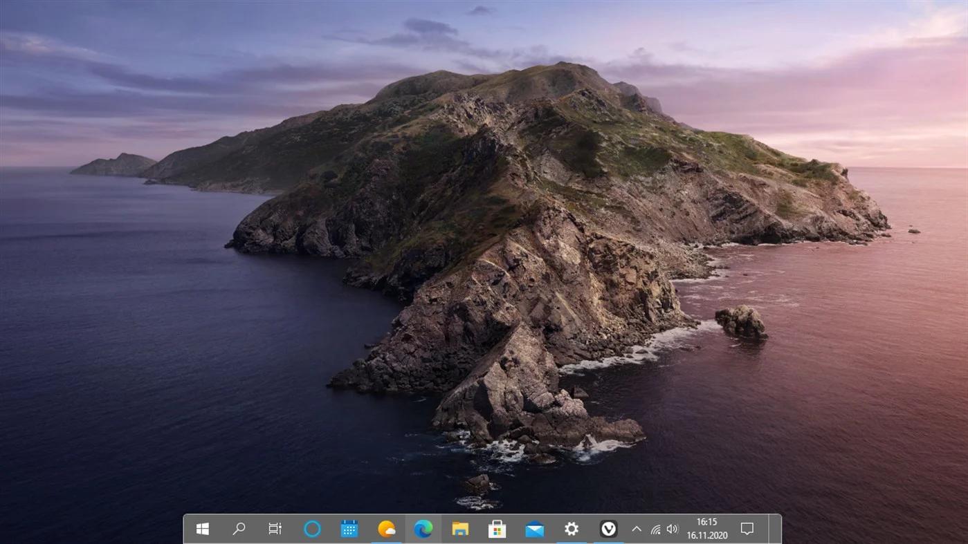 Windows 10X生死未卜 但我们可以把那个居中的任务栏握在手中