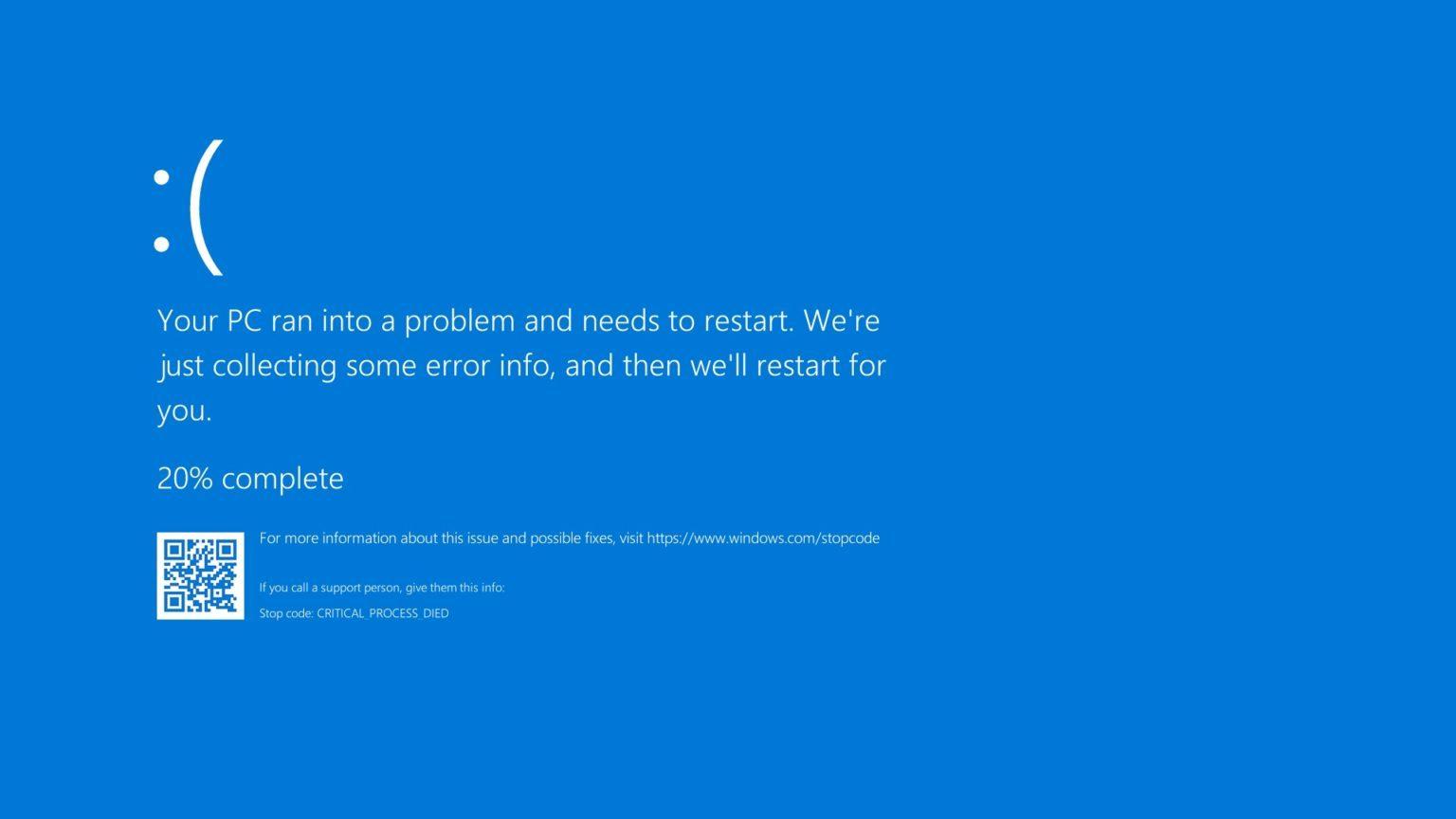 微软已剔除导致Win10蓝屏死机的AMD SCSI适配器驱动