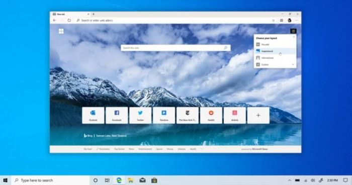 Edge Canary新特性:可在PC和Android手机之间互传标签页