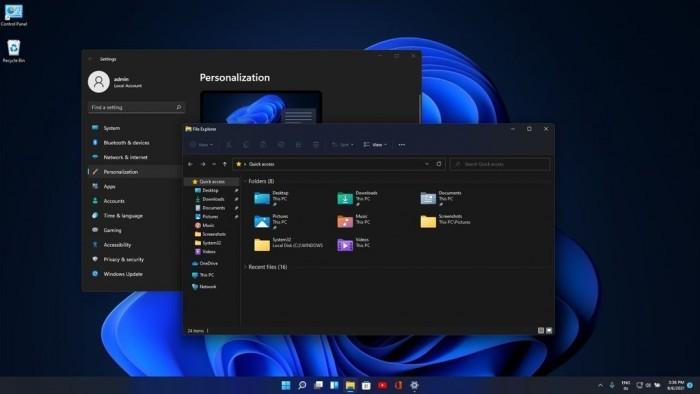 微软改善Win11圆角设计:修复窗口边框白色像素问题