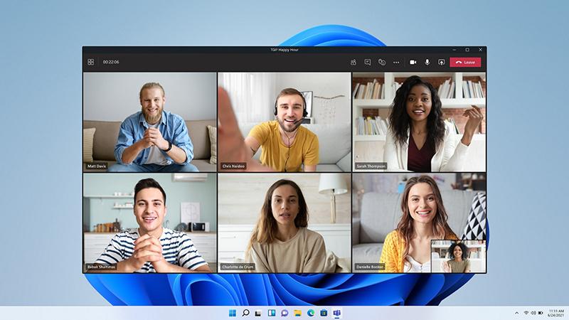 Dev和Beta通道迎来Windows 11 Build 22000.132版