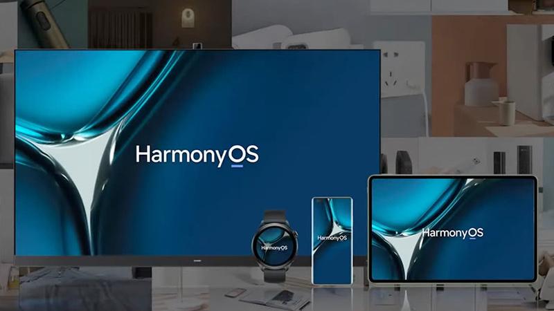 HarmonyOS 2上线时间不到一周升级用户突破千万