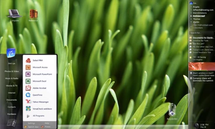 雪藏20年 Windows Longhorn系统曝光:原计划取代XP?