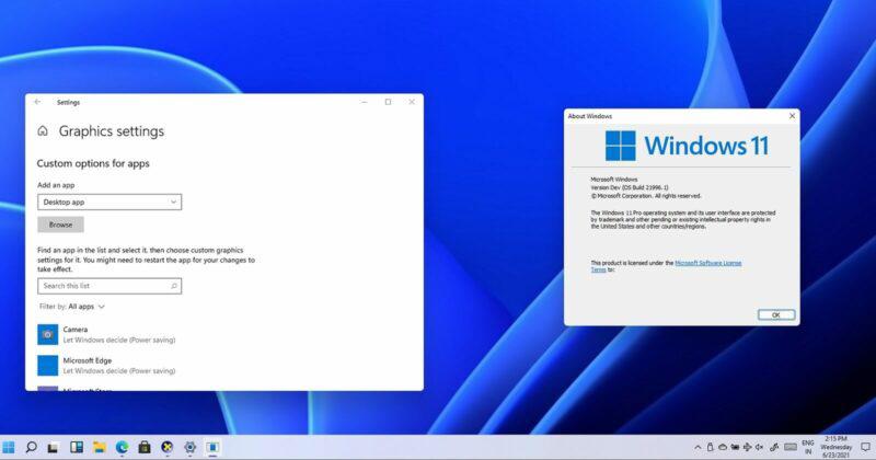 Win11 新增 WDDM 3.0 显示驱动模型:支持 WSL GUI,专用 GPU 显卡绑定特定应用程序