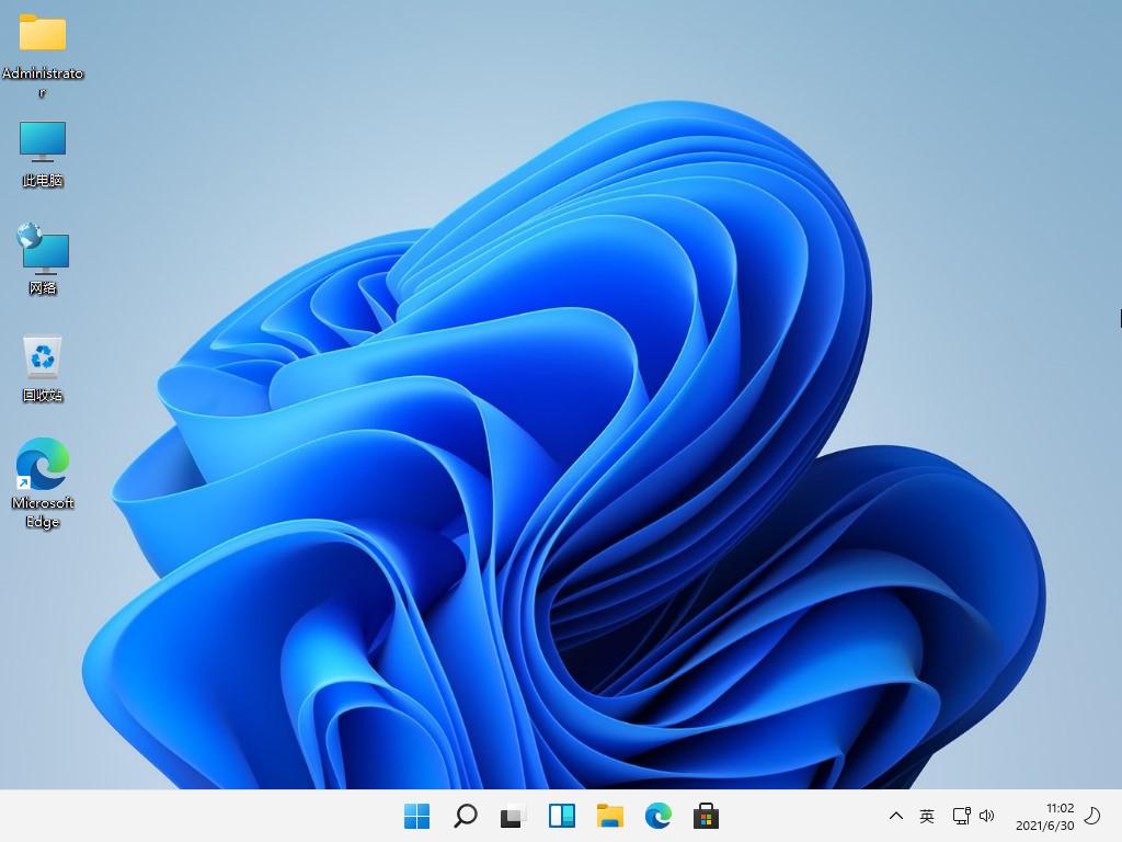 """微软 Win11 系统版本号显示为""""21H2 更新"""""""