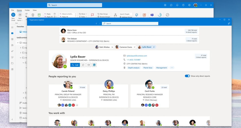 微软 Win11/Win10 新版 Outlook 应用曝光,全新设计与动画
