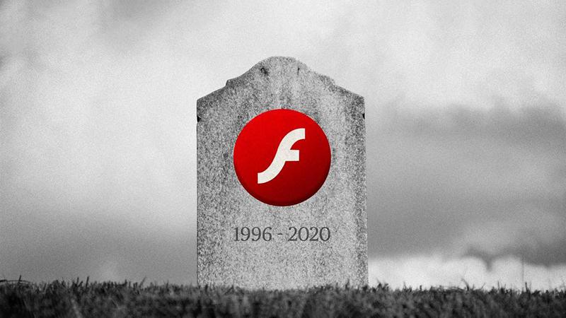 Win10的更新系统将在今年7月彻底删除Flash Player
