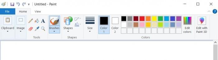 微软正在逐步放弃在Win10中整合Paint 3D应用的做法