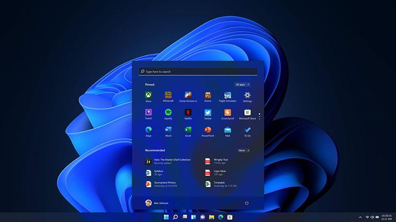 Windows 11任务栏拖放功能小工具