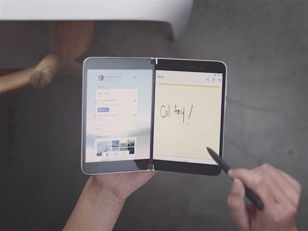 微软魔改的Android系统:Surface Duo更新后遭遇黑屏、相机崩溃