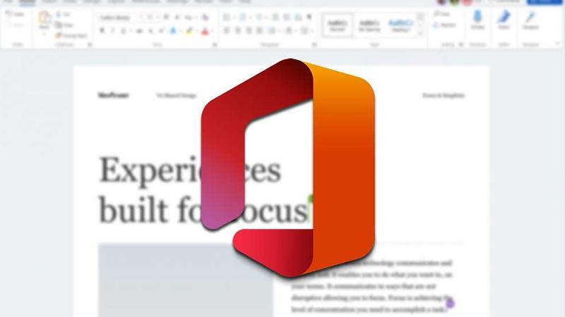 部分Office Insider用户收到新版Office:启用全新用户界面