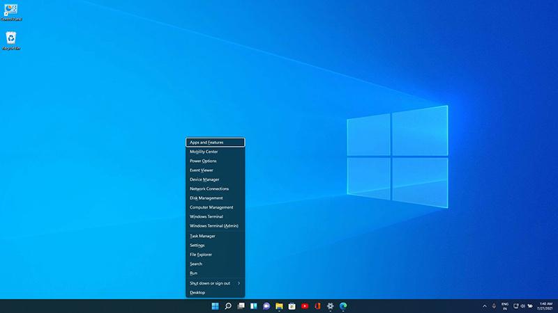 用户呼吁微软在Win11上重新引入任务栏位置调整选项