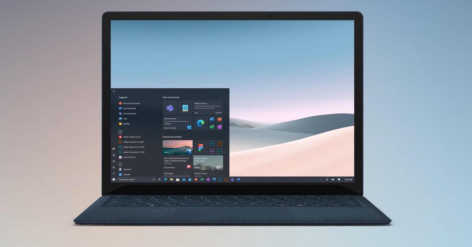 微软希望对Windows 10用户体验的现有部分进行现代化改造